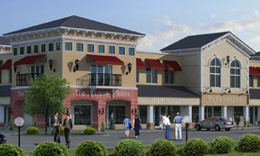 MEADOWBROOK COMMONS APPROVED RETAIL / OFFICE