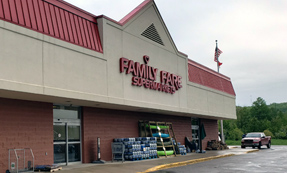 Family Fare Shopping Center