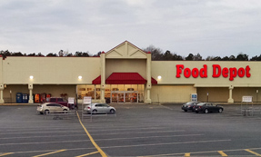 Food Depot Shopping Center